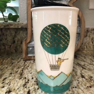 Starbucks ceramic mug 12 oz